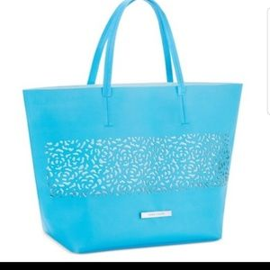 Vince Camuto Blue Tote
